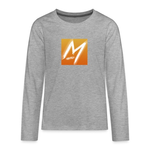 MegaTaza - Teenagers' Premium Longsleeve Shirt