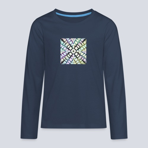 aBSTRAWIATURA 2 - Teenagers' Premium Longsleeve Shirt