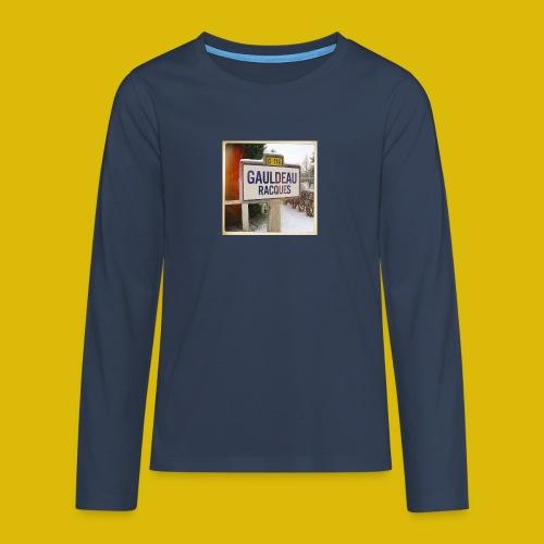 Gogoldorak - T-shirt manches longues Premium Ado