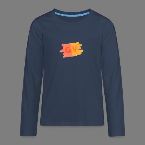 GekkeVincent - Teenager Premium shirt met lange mouwen