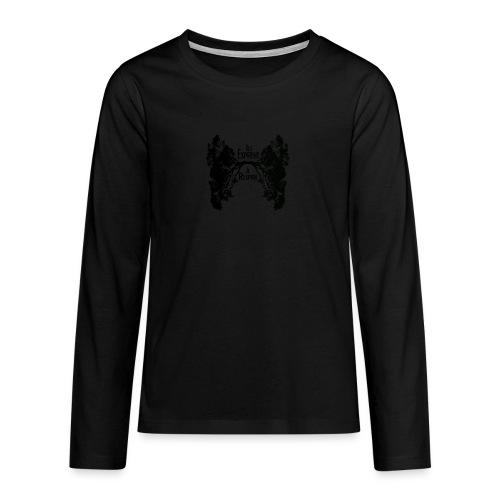 Oxygène - T-shirt manches longues Premium Ado