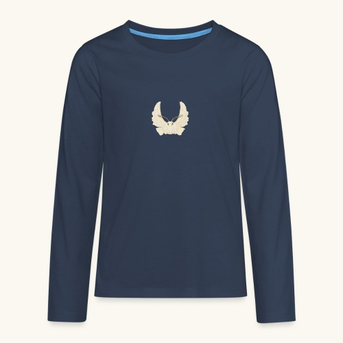 Papillon de nuit - T-shirt manches longues Premium Ado