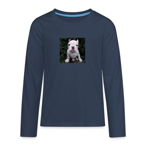 Billy Puppy 2 - Teenager Premium shirt met lange mouwen
