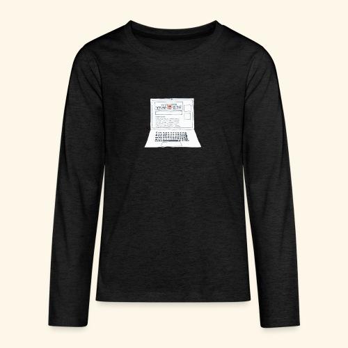 Laptop 20CENT Retail - T-shirt manches longues Premium Ado