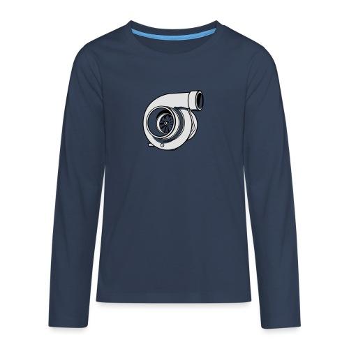 Turbo G - T-shirt manches longues Premium Ado