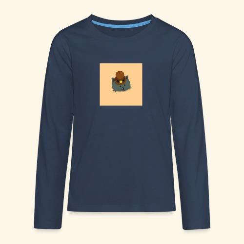 HCP custo 12 - Teenagers' Premium Longsleeve Shirt
