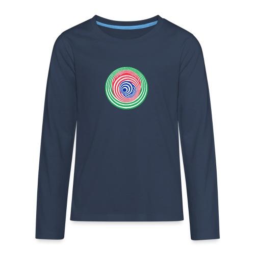 Tricky - Teenagers' Premium Longsleeve Shirt