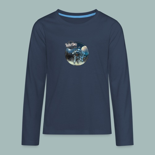 STMWTS Merch - Teenager Premium shirt met lange mouwen