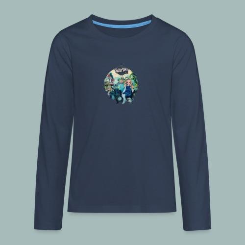 Letting Go Merch - Teenager Premium shirt met lange mouwen