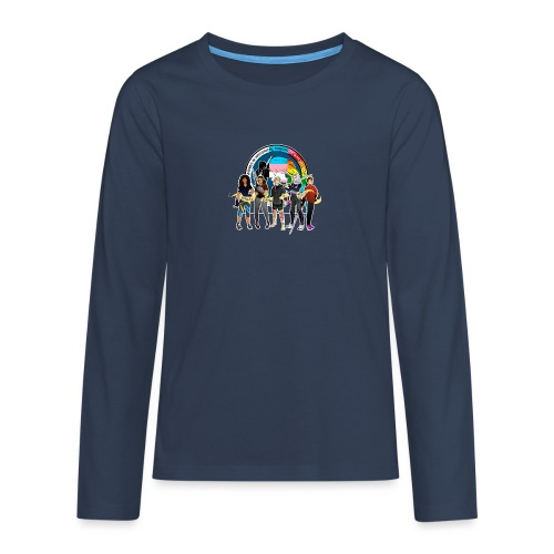 HEMAWomen2 - Teenagers' Premium Longsleeve Shirt