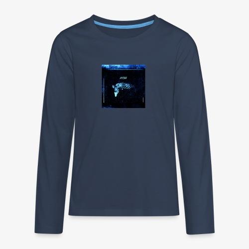 Hyena Original - Långärmad premium T-shirt tonåring