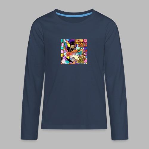 Vunky Vresh Vantastic - Teenager Premium shirt met lange mouwen