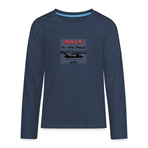 919 back in the race 2 - T-shirt manches longues Premium Ado