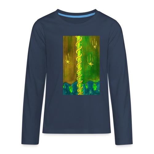 TORNI - Teinien premium pitkähihainen t-paita