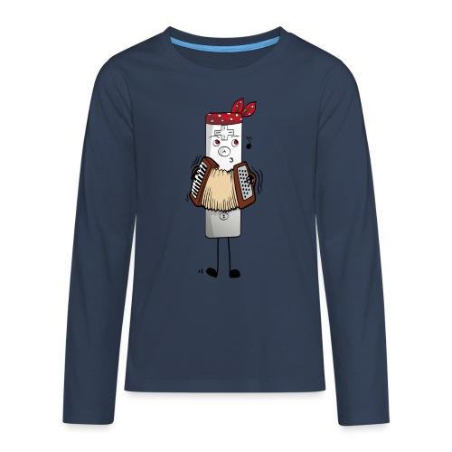 Pirate Wmanette - T-shirt manches longues Premium Ado