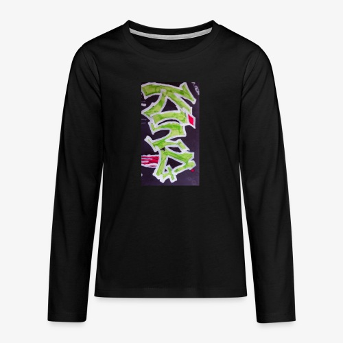 15279480062001484041809 - T-shirt manches longues Premium Ado
