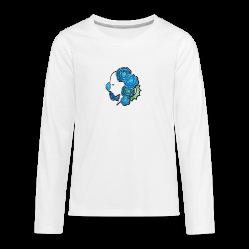 Rosa - T-shirt manches longues Premium Ado