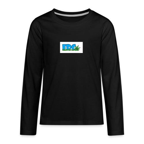 Logo_Fabini_camisetas-jpg - Camiseta de manga larga premium adolescente