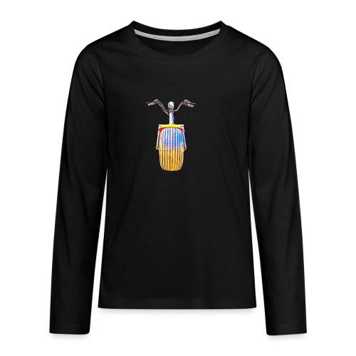 Scooter - T-shirt manches longues Premium Ado