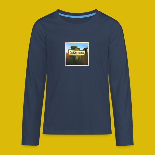 Dark vador - T-shirt manches longues Premium Ado