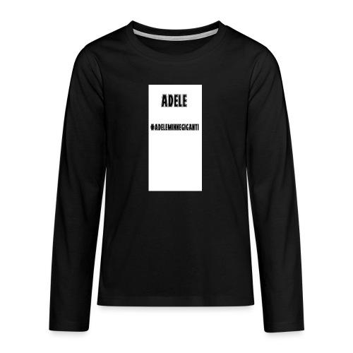 t-shirt divertente - Maglietta Premium a manica lunga per teenager