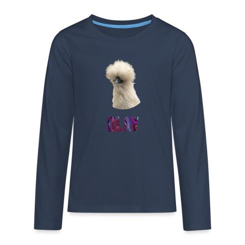 Olav 2 - Premium langermet T-skjorte for tenåringer