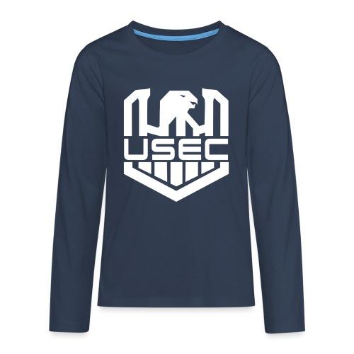 USEC - T-shirt manches longues Premium Ado