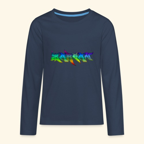 ZARGAN - T-shirt manches longues Premium Ado