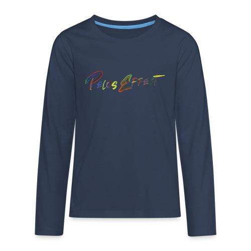 Pélos Effect #2 - T-shirt manches longues Premium Ado