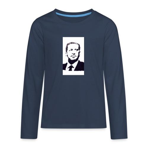 IMG 4873 - T-shirt manches longues Premium Ado