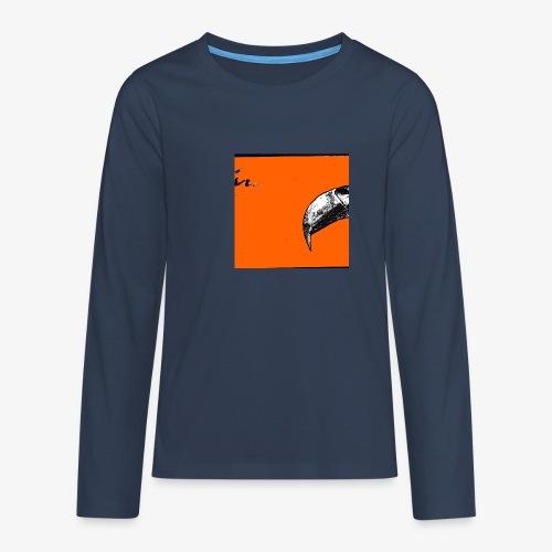 Beak Original Artwork - Långärmad premium T-shirt tonåring
