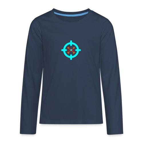Targeted - Teenagers' Premium Longsleeve Shirt
