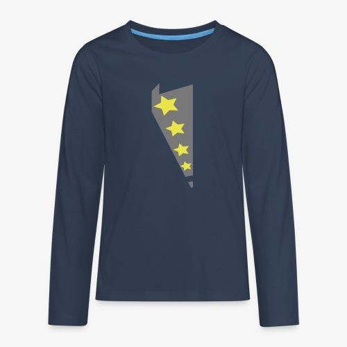 dessin - T-shirt manches longues Premium Ado