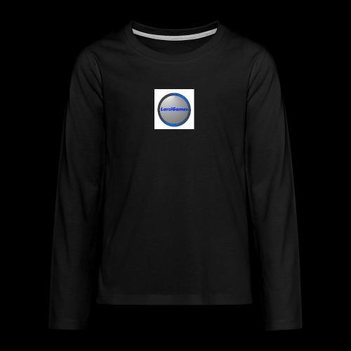 LarsiGames - Teenager Premium shirt met lange mouwen