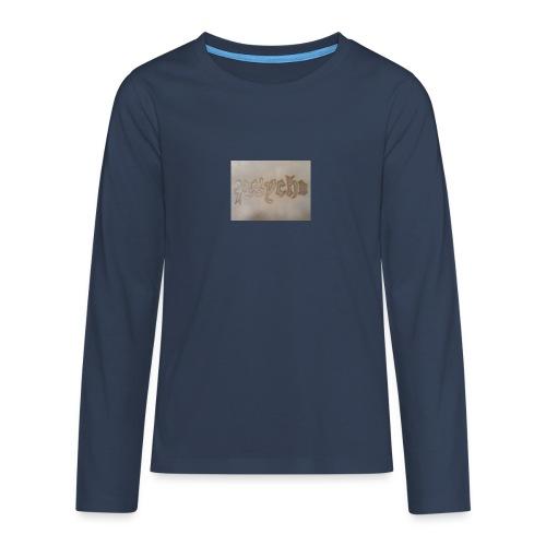 Simon Psycho Artist - Teenager Premium shirt met lange mouwen