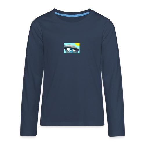 fantasimm 2 - Maglietta Premium a manica lunga per teenager