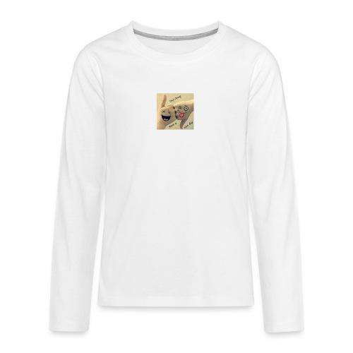 Friends 3 - Teenagers' Premium Longsleeve Shirt