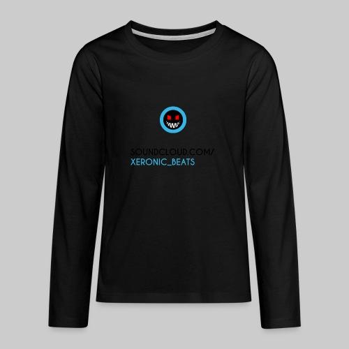 XERONIC LOGO - Teenagers' Premium Longsleeve Shirt