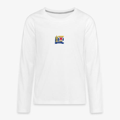 MFCSC Champions Artwork - Teenagers' Premium Longsleeve Shirt
