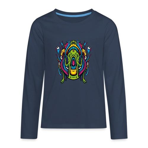 Sense - Teenagers' Premium Longsleeve Shirt