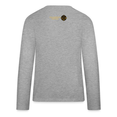 TIAN GREEN Welt Mosaik Shirt - Logo 2020 - Teenager Premium Langarmshirt