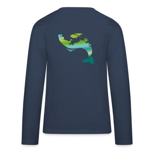 Küstenfisch - Teenager Premium Langarmshirt