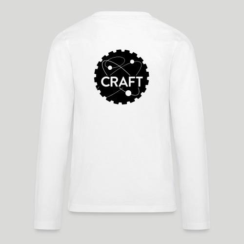 CRAFT - Teenager premium T-shirt med lange ærmer