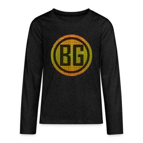 BeAsTz GAMING HOODIE - Teenagers' Premium Longsleeve Shirt