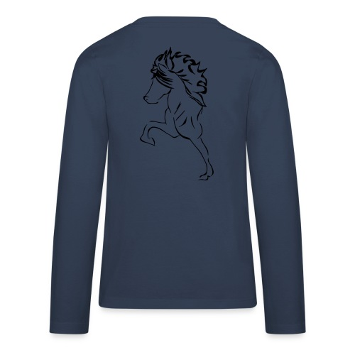 islaender - Teenagers' Premium Longsleeve Shirt