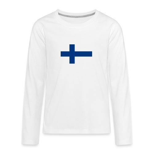 Infidel - vääräuskoinen - Teinien premium pitkähihainen t-paita