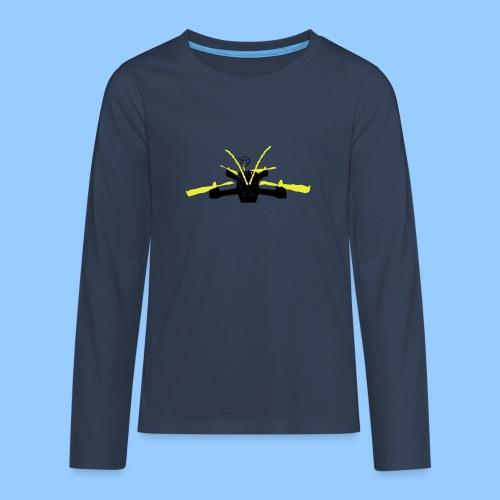 ET160 - Teenagers' Premium Longsleeve Shirt
