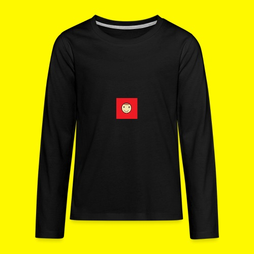 awesome leo shirt - Teenagers' Premium Longsleeve Shirt