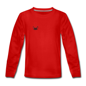 *LIMITED EDITION* - Teenagers' Premium Longsleeve Shirt