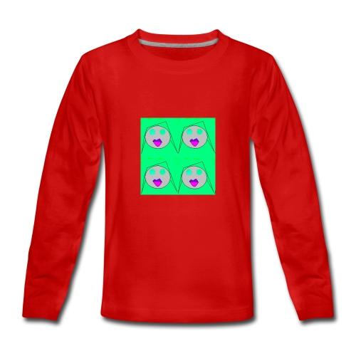 sarra cocou - T-shirt manches longues Premium Ado